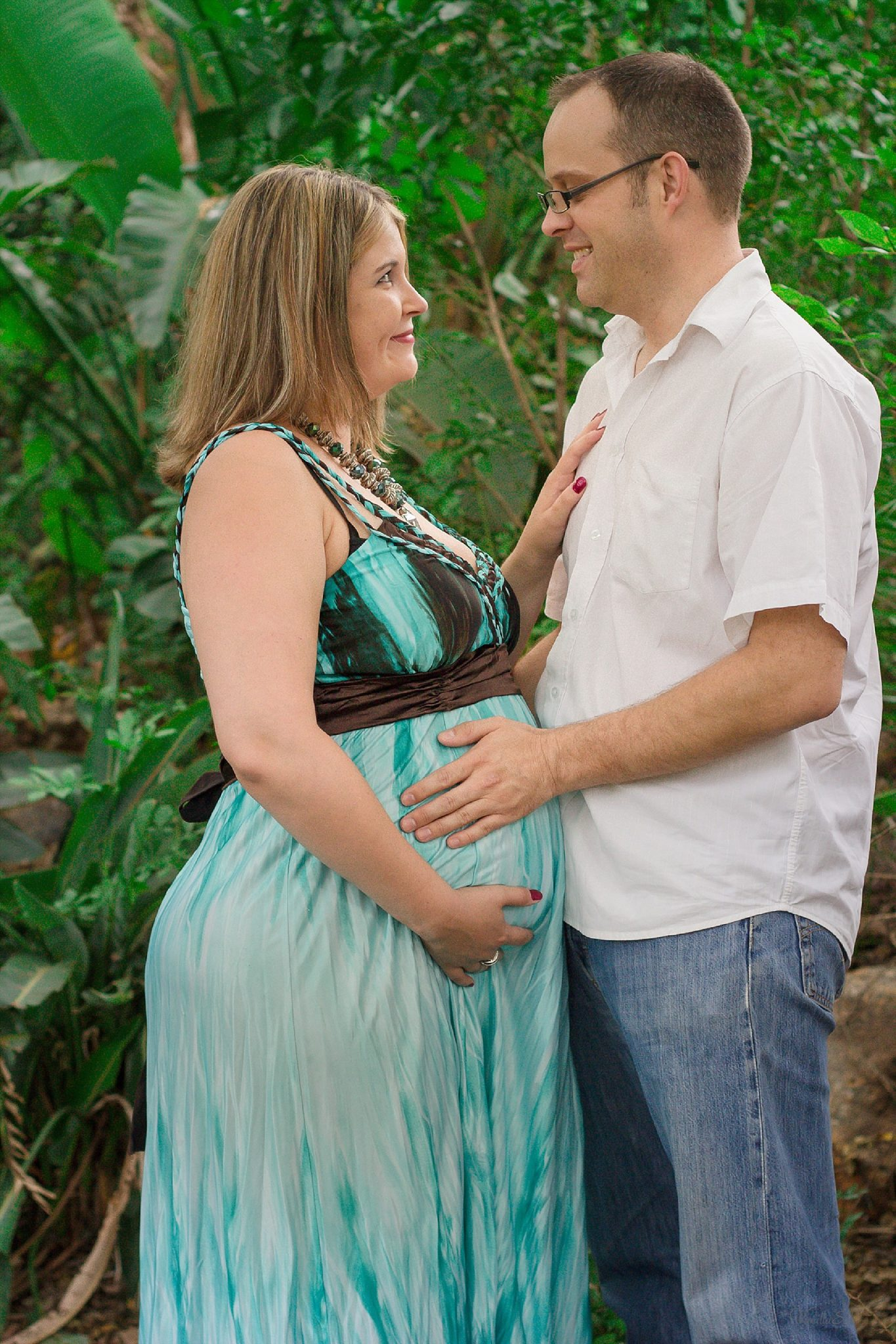 Family Maternity Photo shoot Pretoria