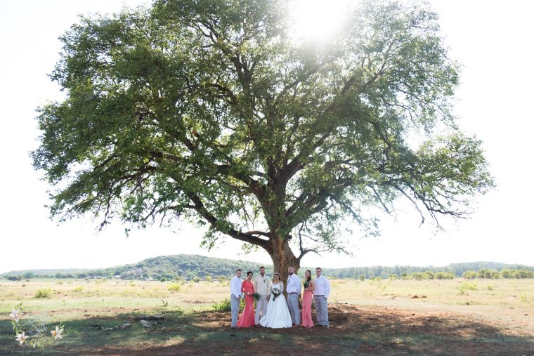 Veronica and De Villiers' Stunning Wedding with Elephants {Askari Game Lodge}