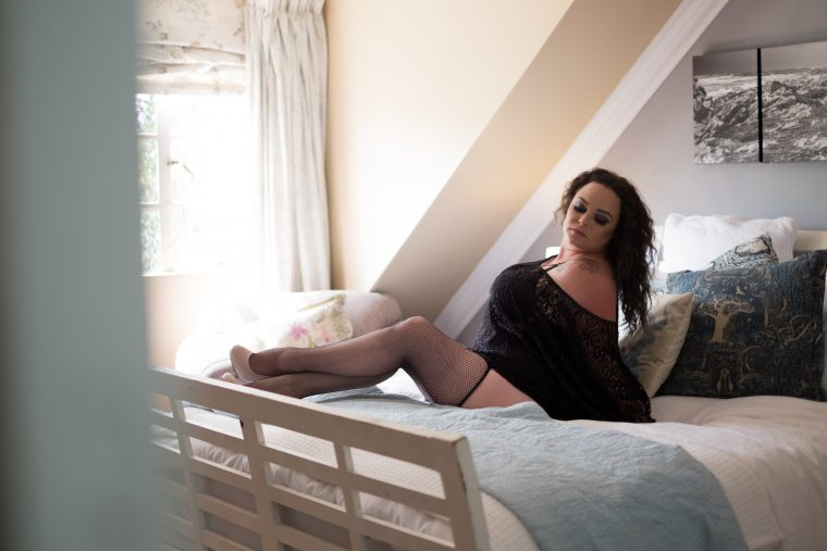 Why I was hesitant to do a boudoir… and why some of my client's haven't booked yet